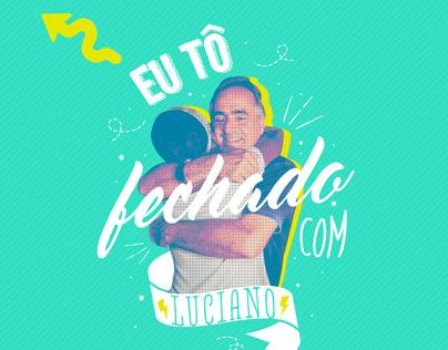 Campanha Política / Peças Digitais / Luciano cartaxo