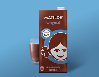 MATILDE - Brand Identity