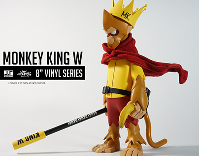 "Monkey king W 8"""