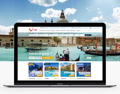TUI.pl — New platform