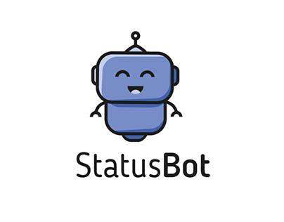 StatusBot - logo