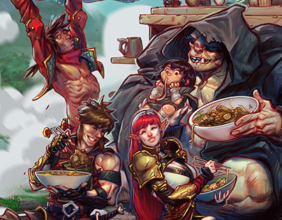 YEAR OF THE OX Robinhood: Steampunk SIDEQUESTS