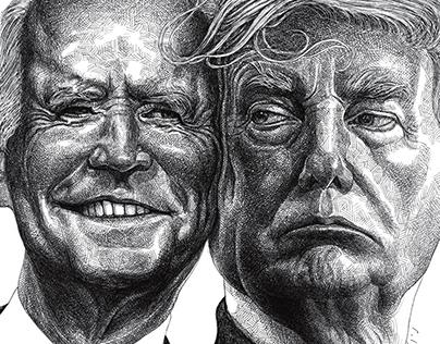 Biden vs Trump: US presidential election 2020