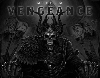 Album Cover Artwork: Model M - Vengeance