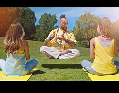 Lipton Ice Tea - Yoga