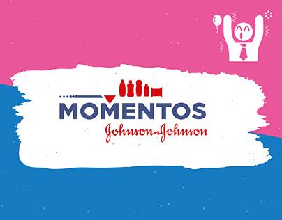 Evento interno Momentos Johnson & Johnson