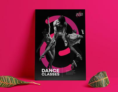 Dance Academy - Branding & Advertisement