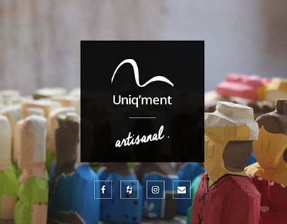 Uniqment • Website