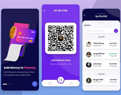 Digital Mobile Wallet System
