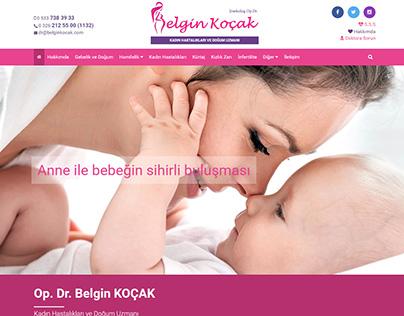 Jinekolog Op. Dr. Belgin KOÇAK Resmi Web Sitesi