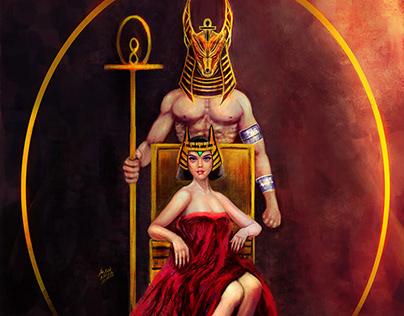 Anubis & Bastet ( After War )