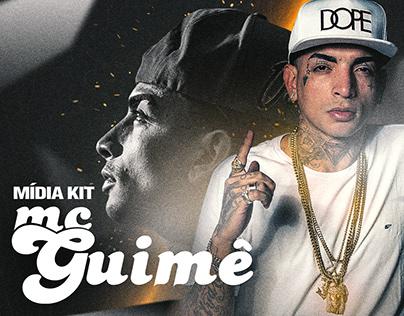 Mídia Kit | MC Guimê
