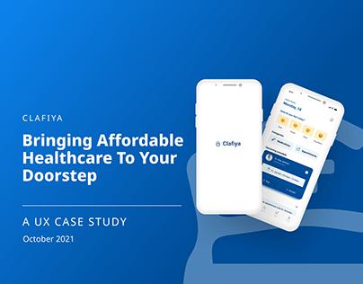 Clafiya, A UX Case Study