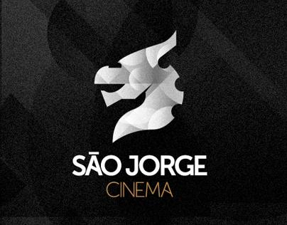 São Jorge Cinema Identity