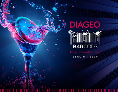DIAGEO :: BARCODE