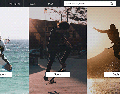Coronation: redesigning an eCommerce store