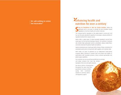 Brochure corporate