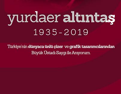 Yurdaer Altıntaş 1935-2019