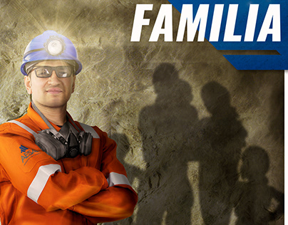 Campaña 14/7 - Photograph Composition - Miner