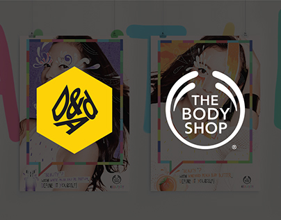 The Body Shop for D&AD