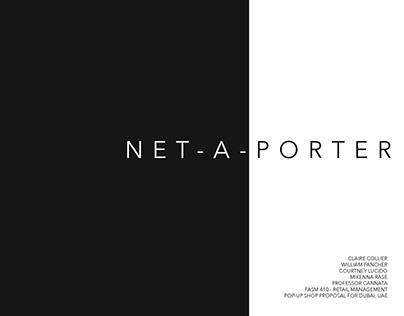 Net-a-Porter Pop-Up Shop
