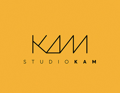 Brand Identity - Studio KAM