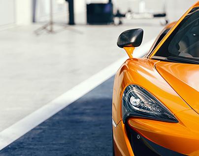 McLaren 570S [Full CGI]