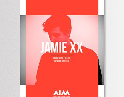 AIM electronic music festival Montreal