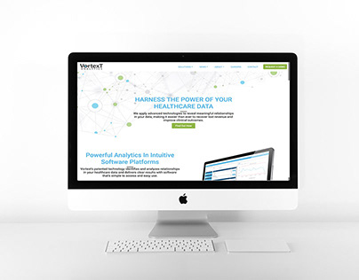 Vortext Analytics Marketing Strategy & Website Redesign