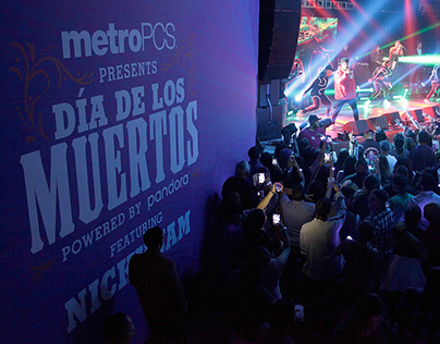 Metro PCS Presents: Día De Los Muertos