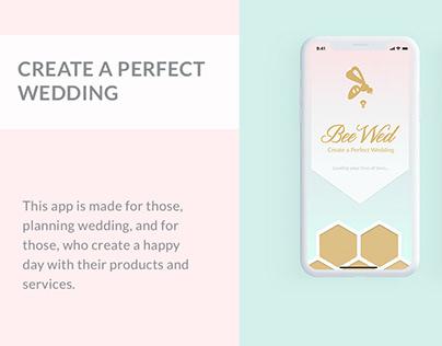 BeeWed - Wedding App