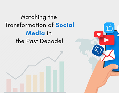 Transformation of Social Media in the Past Decade!