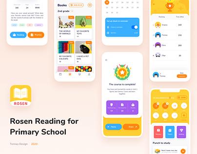 Rosen Reading for Primary School