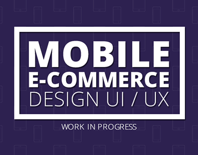UI/UX/Mobile