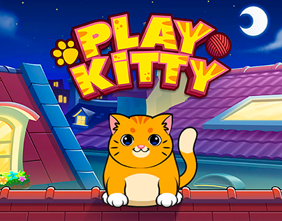 Play Kitty - Game UI