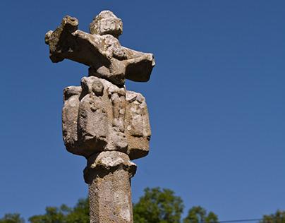 Croix de chemin Aveyron-Aubrac