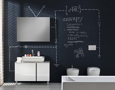 Kolo Sanitec Bathroom Furniture Set