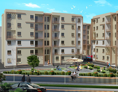 Housing Egypt project at 5 th settlement