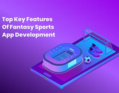 Key Features of Fantasy Sports App Development