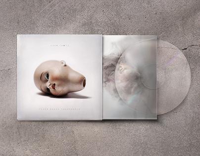 Cseh Tamas CD/LP Covers