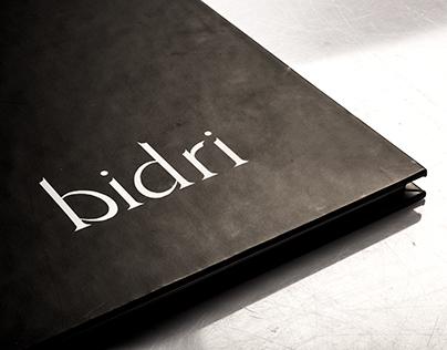 Bidri Craft - Coffee Table Book