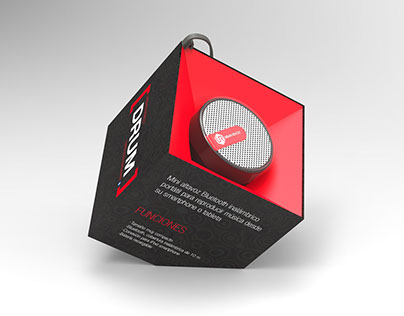 Packaging for Urvan Revolt