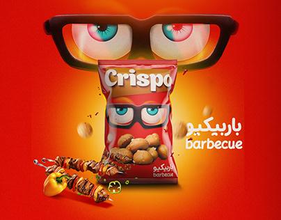 Crispo Pops Packaging