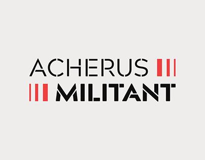 Acherus Militant / Typefamily