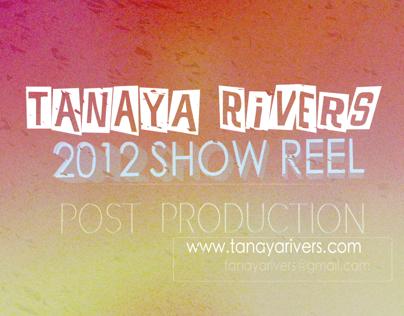 2012 SHOW REEL