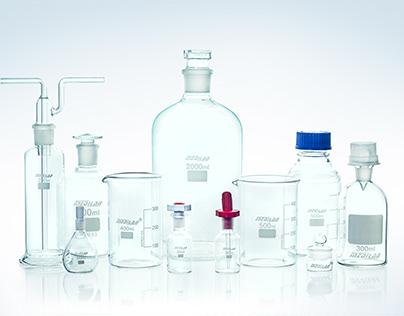 Medilab - Glassware Photography