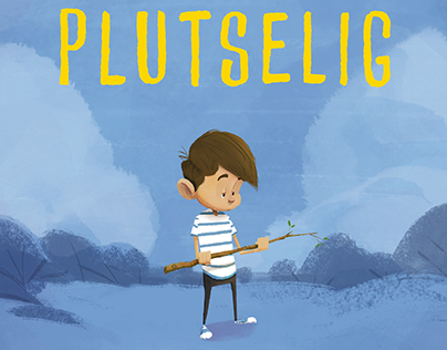 Plutselig (Picture book)