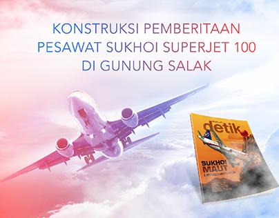 Thesis Presentation - Plane Crash News Construction