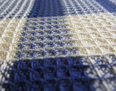 Woven structure