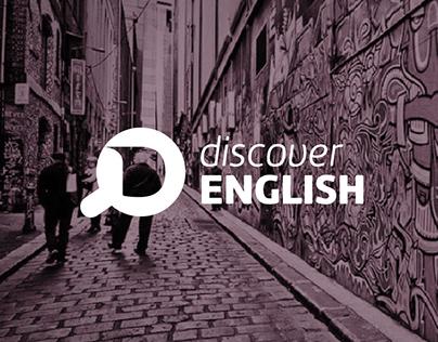 Discover English |Rebranding